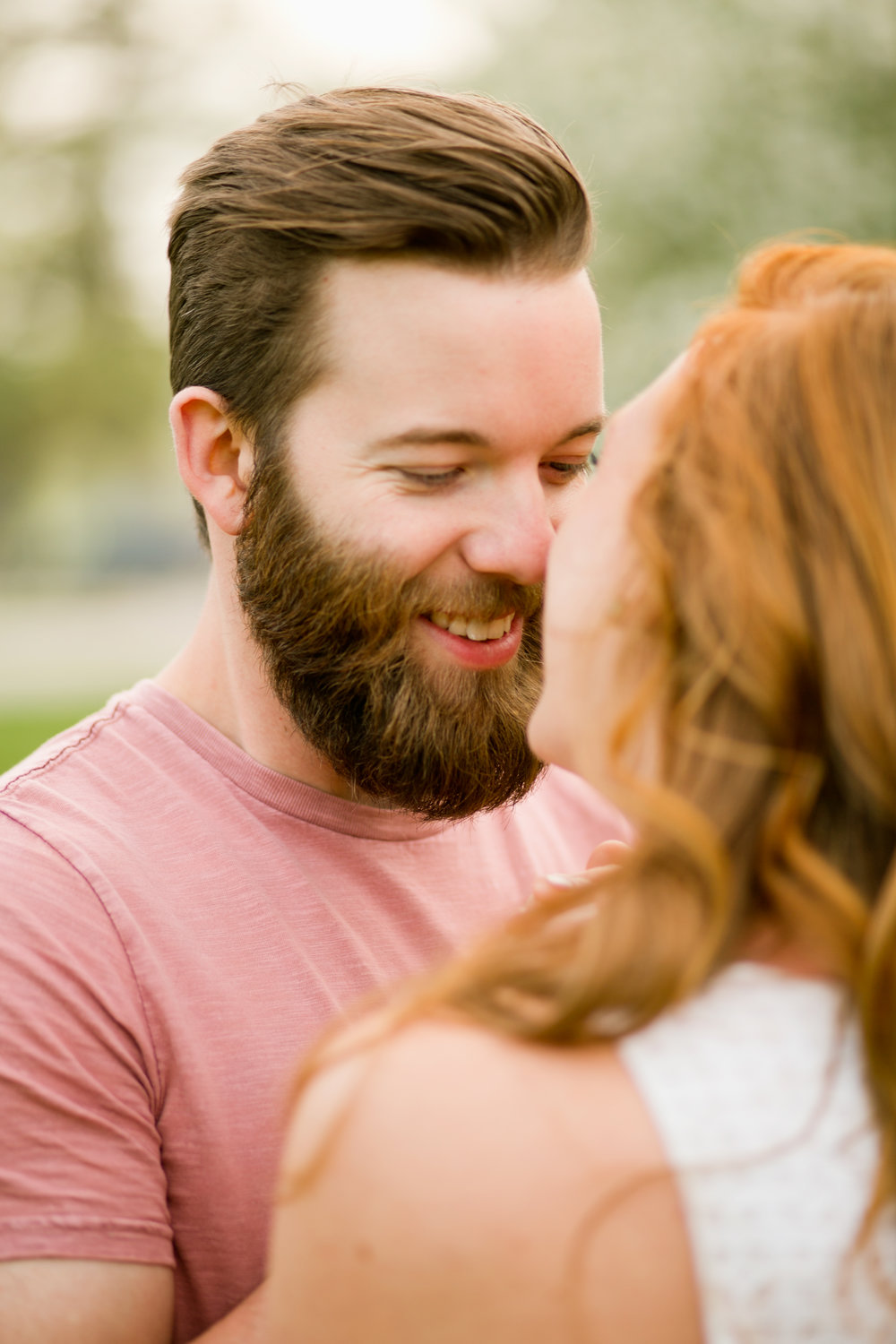 des moines engagement photographers