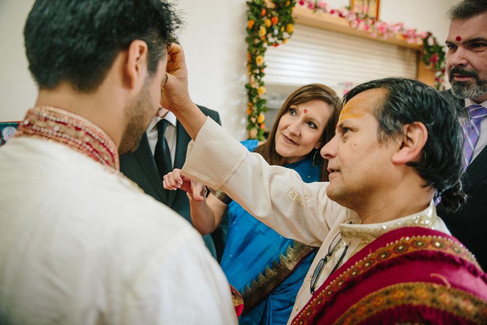 hindu wedding rituals Des Moines Iowa wedding photographer