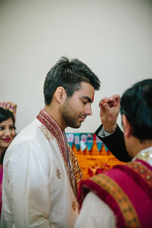 Iowa wedding photographers hindu wedding pictures Madrid Temple
