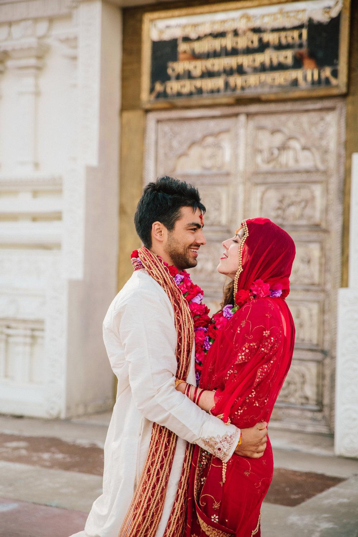 Des Moines Iowa photographers Cross Cultural   Indian Wedding
