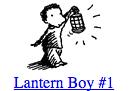 Lantern Boy #1