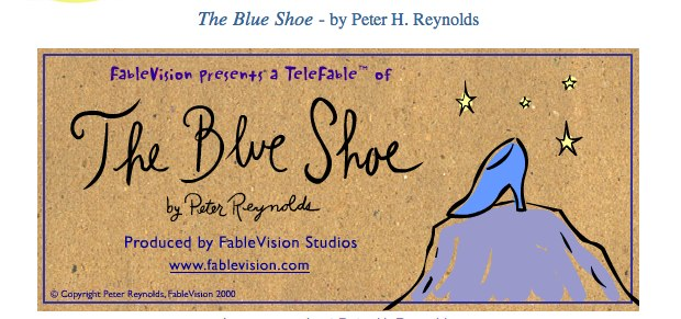 FableVision Library - The Blue Shoe