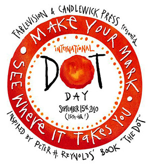 International Dot Day Logo