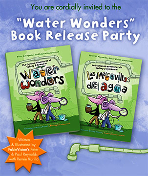 """Water Wonders"" Book Release Party"