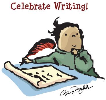Celebrate-writing
