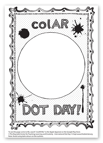 colar mix coloring pages - photo#7