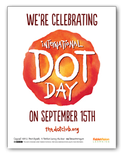 FableVision_Celebrating_Dot_Day_Poster