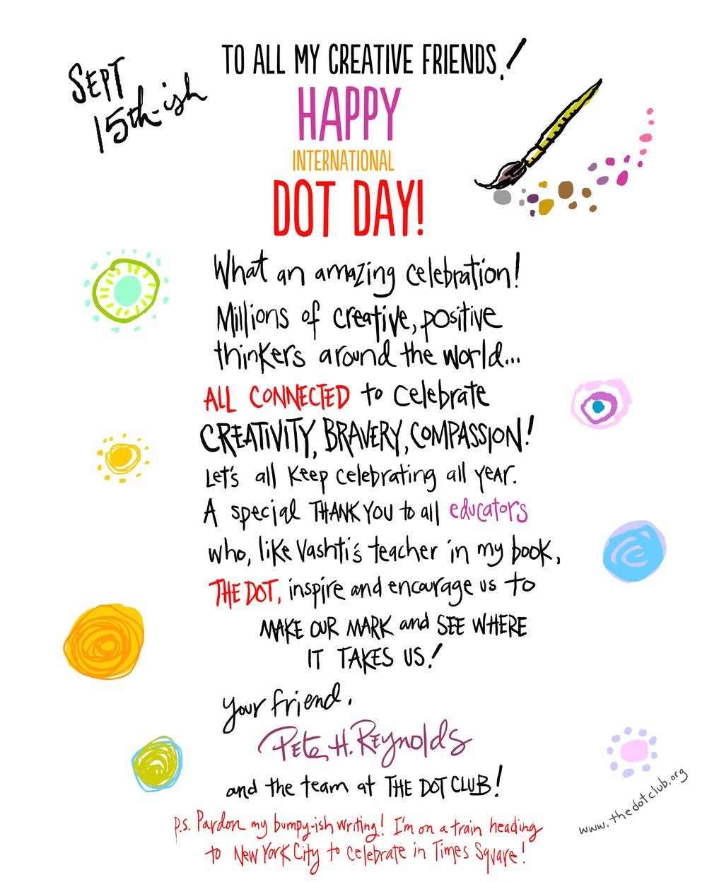 Dot Day 2016