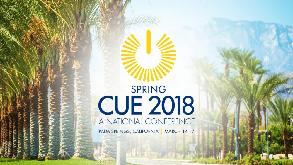 Spring Cue 2018