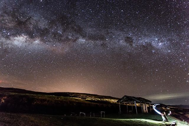 Peru has some pretty nice Milky Way. Taken while leading a trip for @thegivinglens, somewhere on a far road a couple hours outside of Cusco. @resourcetravel #ResourceTravel #TheGivingLens #Peru #SouthAmerica