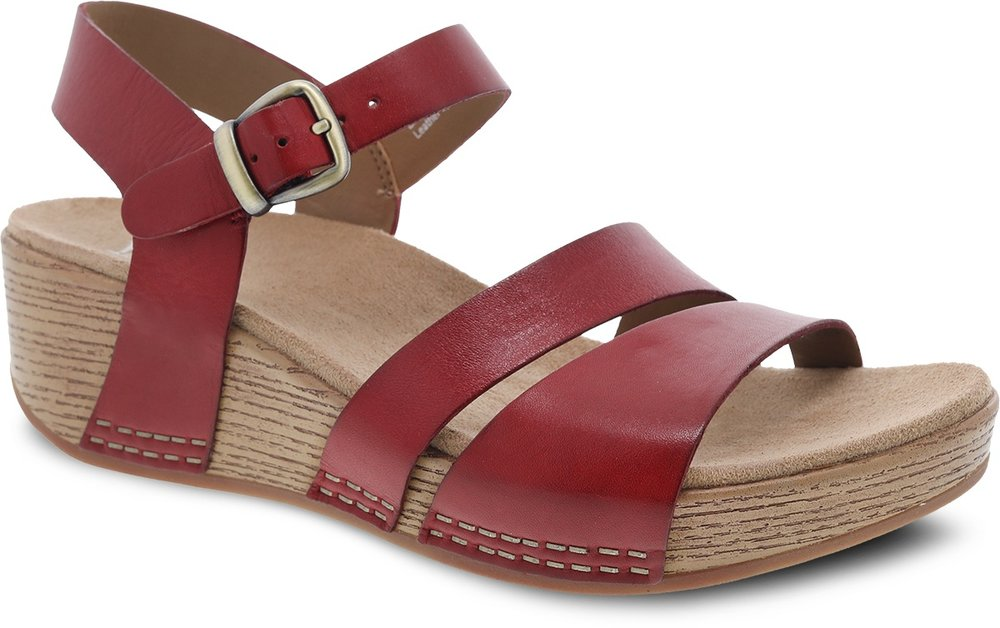 - Red Burnished calf