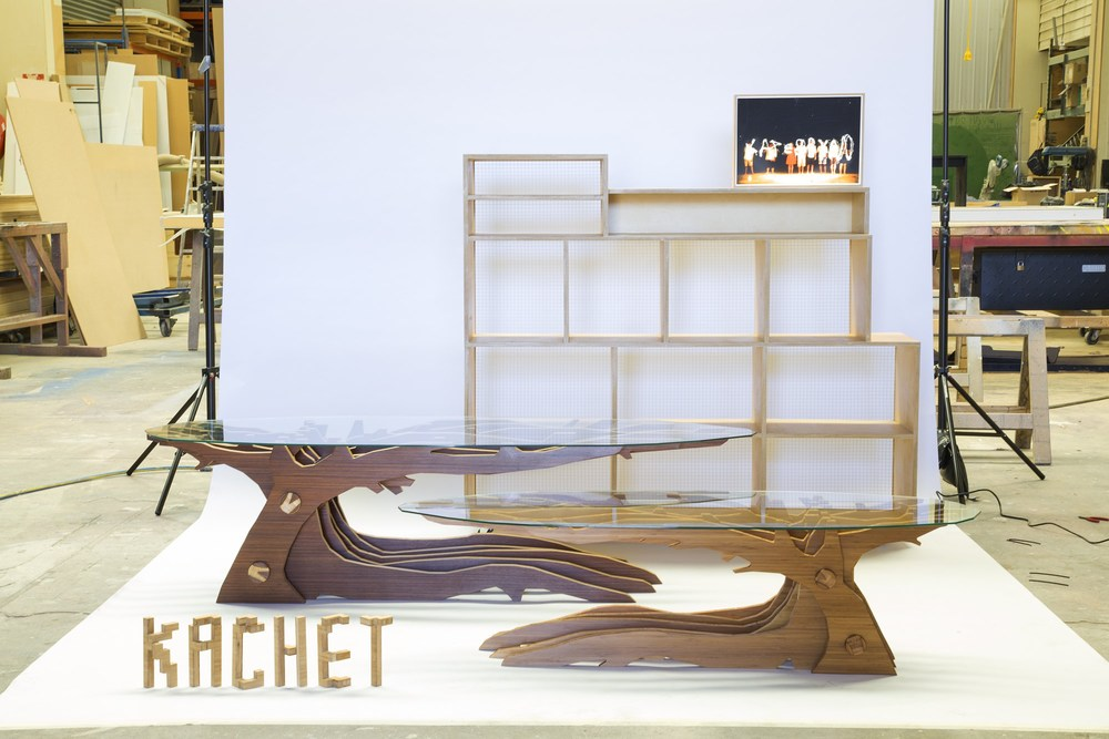 Kachet furniture collection