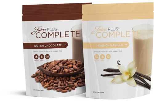 Juice Plus+ Complete  ® - Dutch Chocolate & French Vanilla