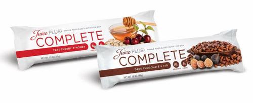 Juice Plus+  ®Complete Bars -Tart Cherry +Honey &Dark Chocolate +Fig