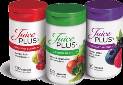Juice Plus+®3-Blend Capsules