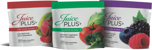 Juice Plus+® 3-Blend Chewables
