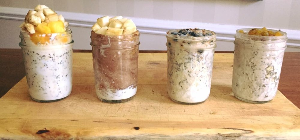 Eating Healthy With Overnight Oats