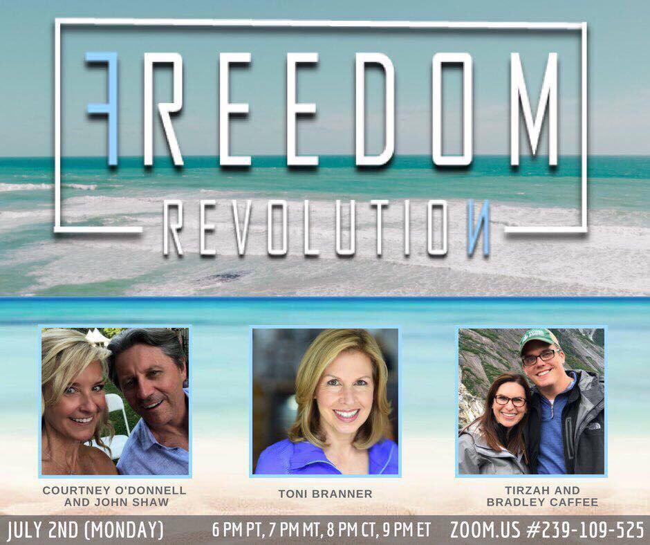 Virtual Freedom Revolution Health Event