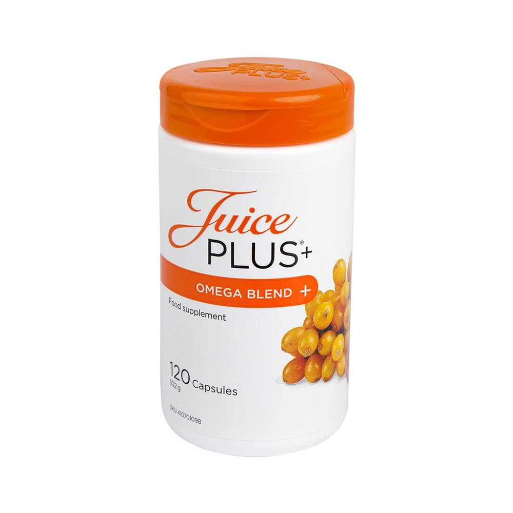 Juice Plus+® Omega Blend Capsules
