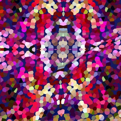 Multicolor Confetti -