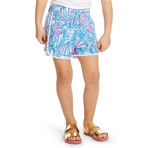 You can purchase these new shorts for $12- from   Target