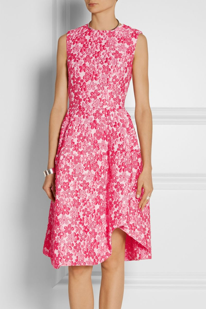 You can purchase this new Simone Rocha dress for $2,000- from   Net-A-Porter
