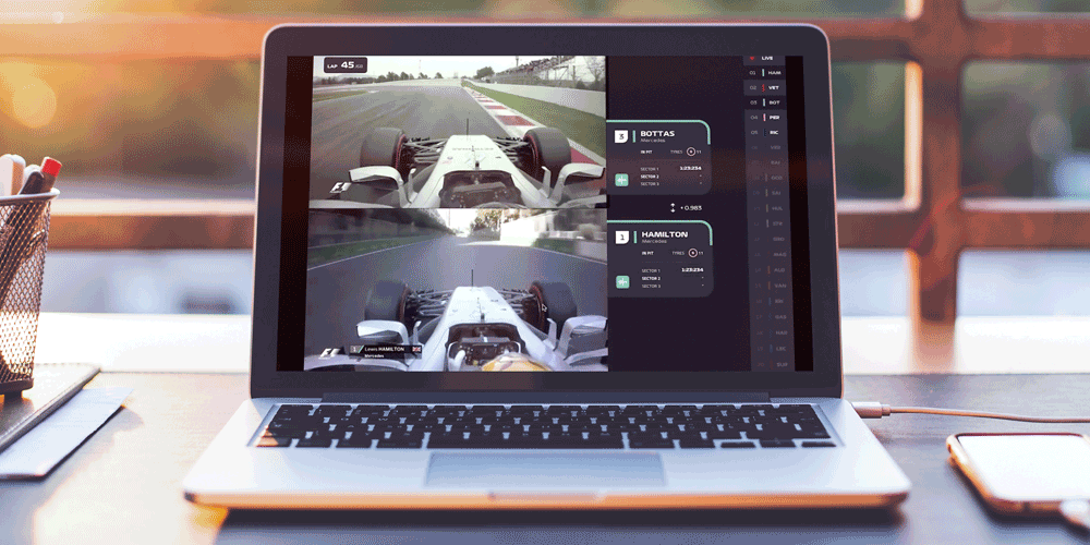 What you need to know about the new F1 TV service