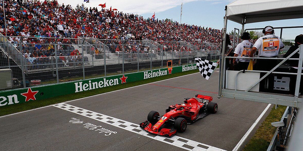 Everyone: Monaco was so boring! Canada: Hold my beer...