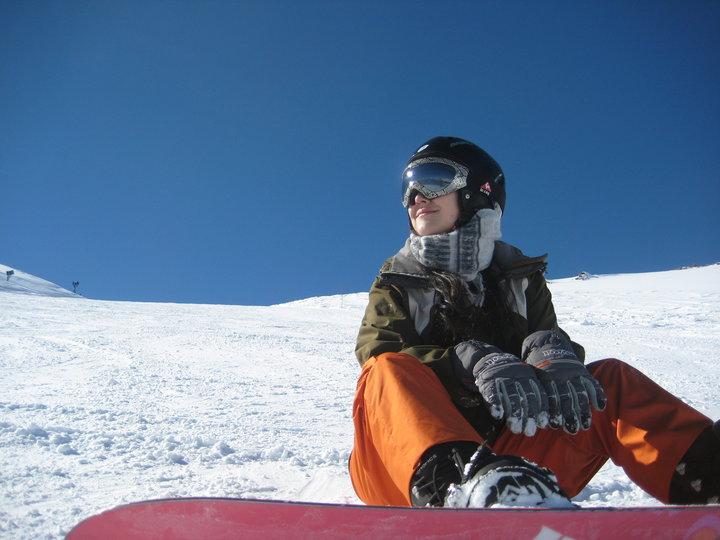 Snow Valle Nevado