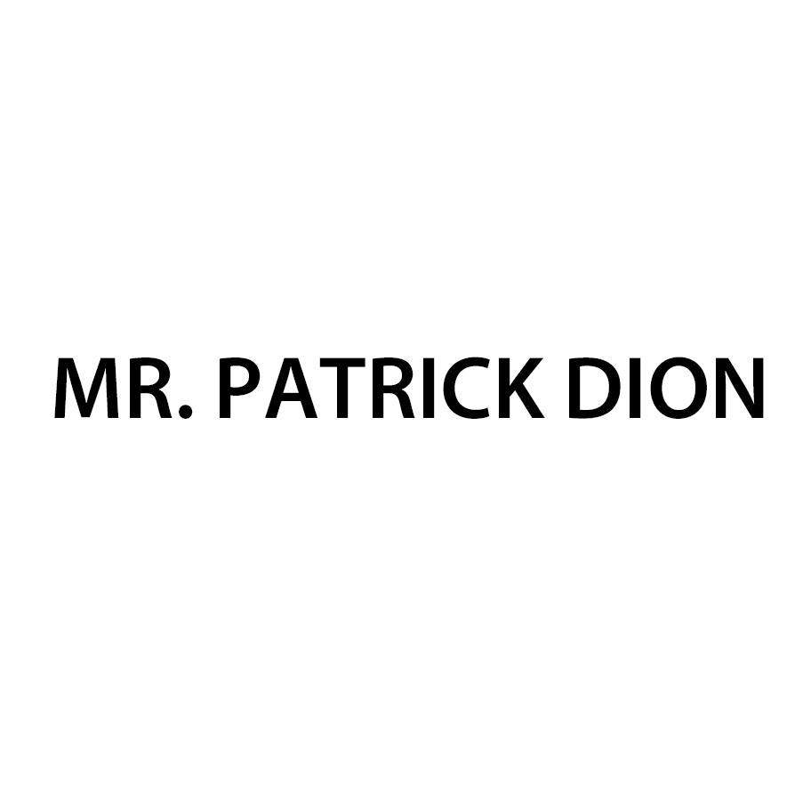 Mr. Patrick Dion