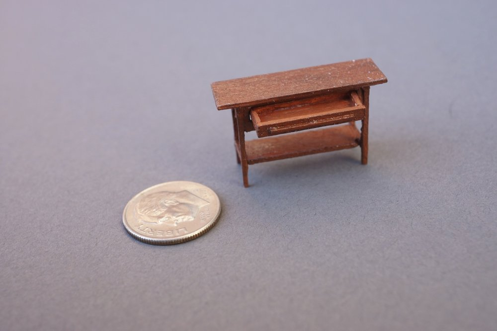 Greene and Greene table