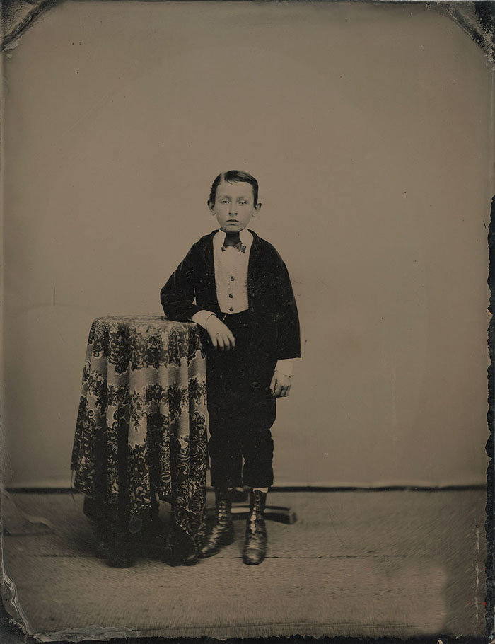 Unidentified Tintype