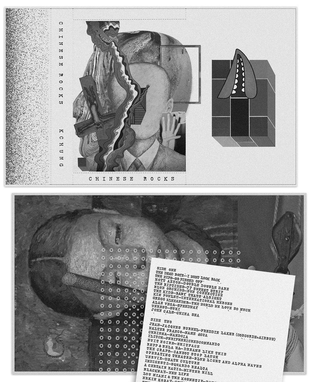 KCHUNG Cassette Tape Design, 2012.