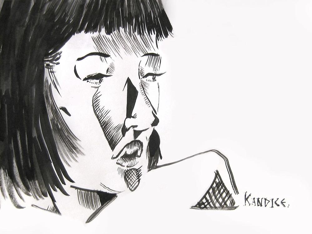 Kandice, 2002.