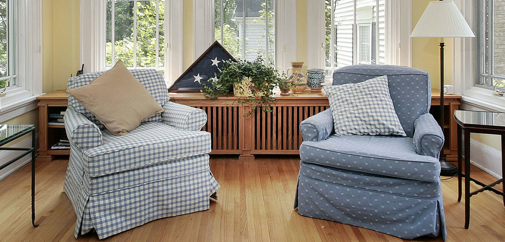 Custom Slipcovers for Furniture - NYC, Long Island, Westchester, Astoria