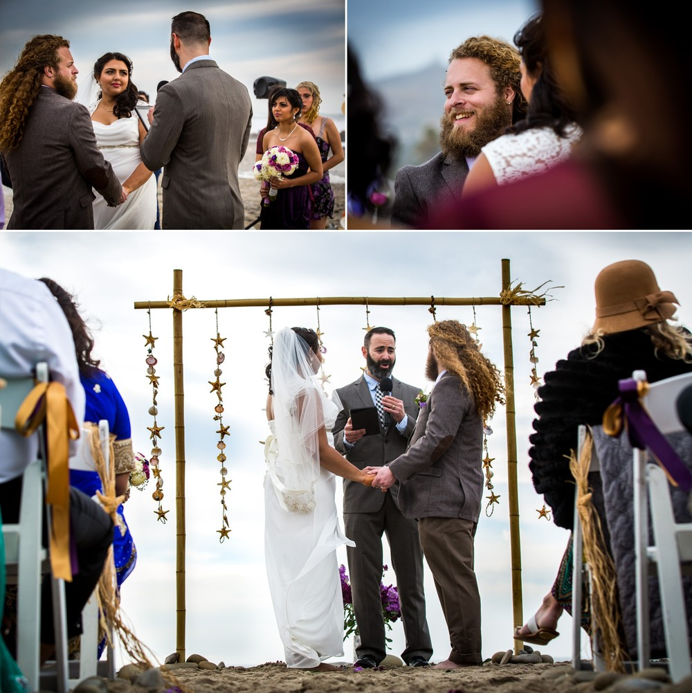 Ceremony-Ventura Beach Wedding