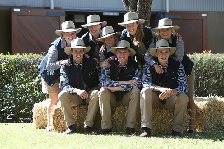NSW RAS Rural Young Achievers, 2015