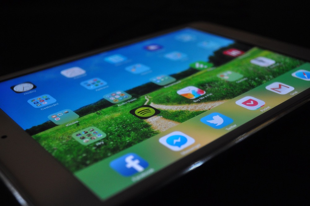 Check out these apps   for farm and data management