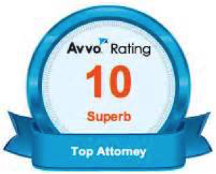 Top Attorney Avvo Rated 10 Superb