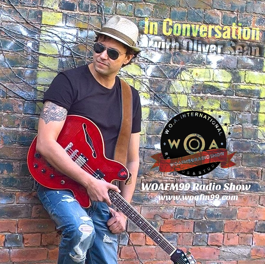 "Oliver Sean's ""In Converstaion"" podcast highlighting us as one of six breakthrough international artists!"