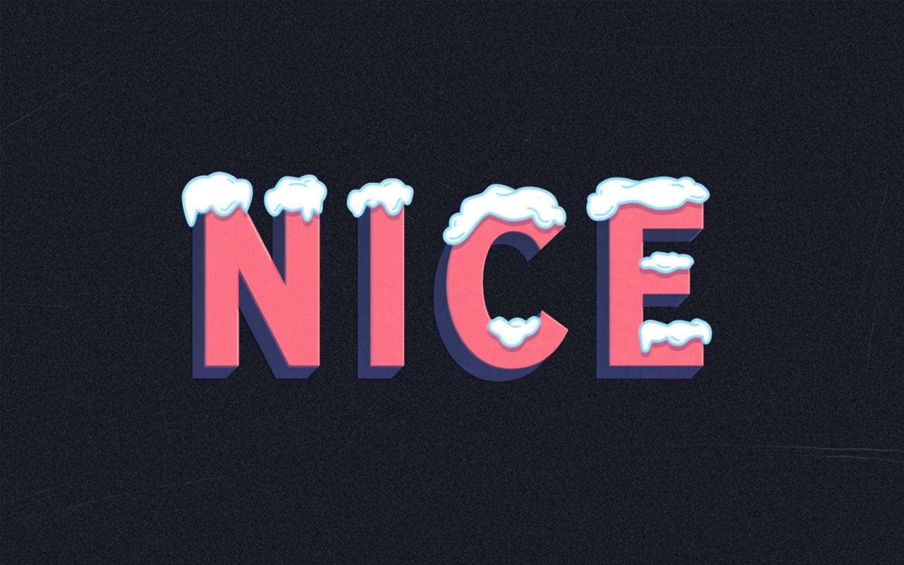 opcion: Nice