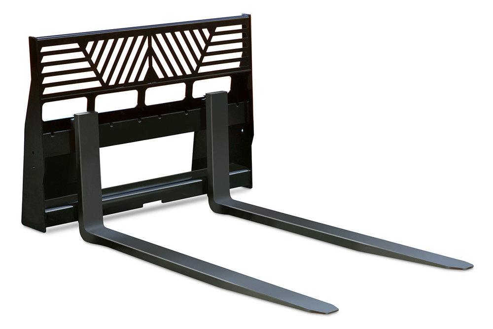 """Erskin 48"""" Pallet Forks - 5500 lbs"""