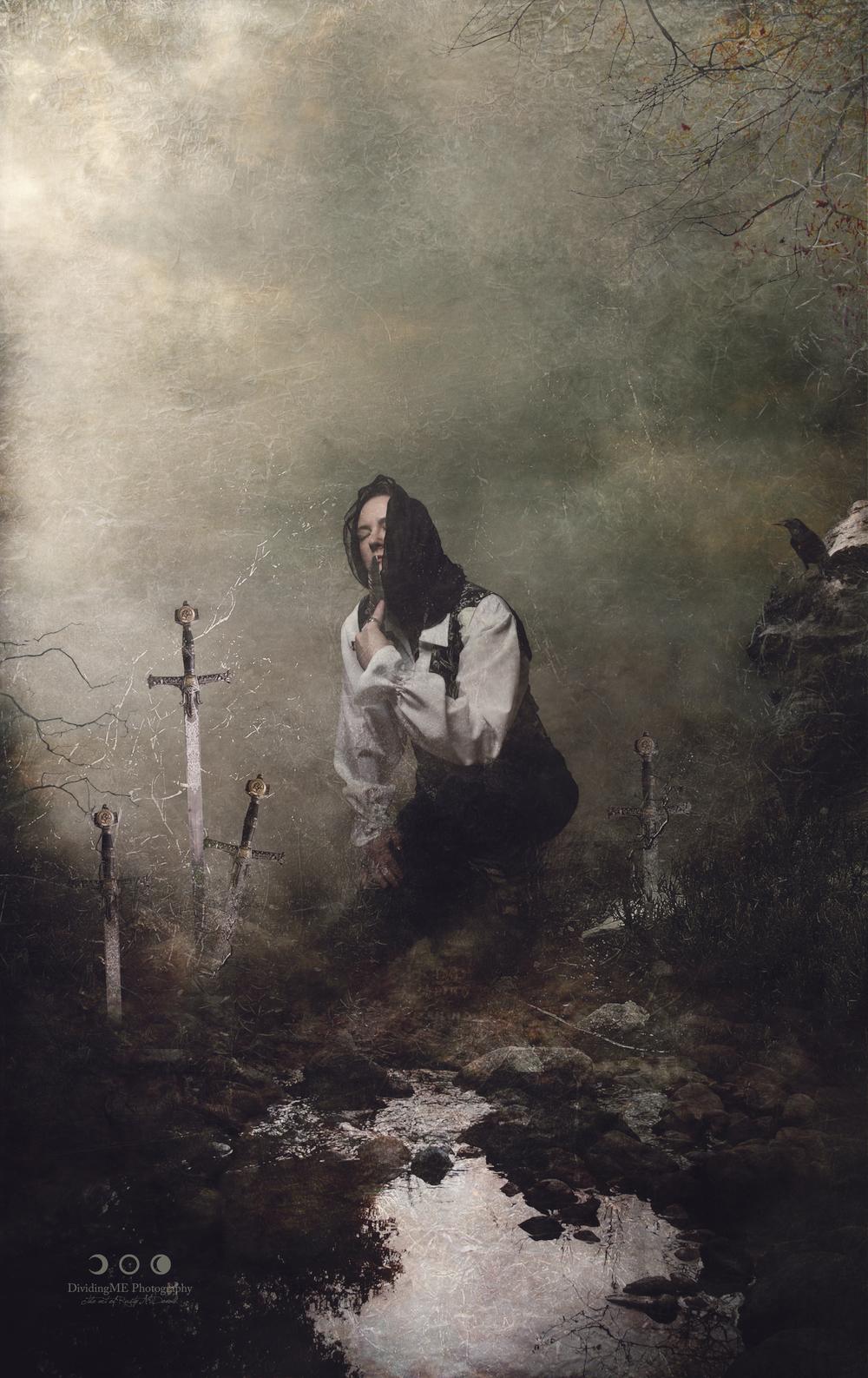 Michelle Belanger - Four of Swords
