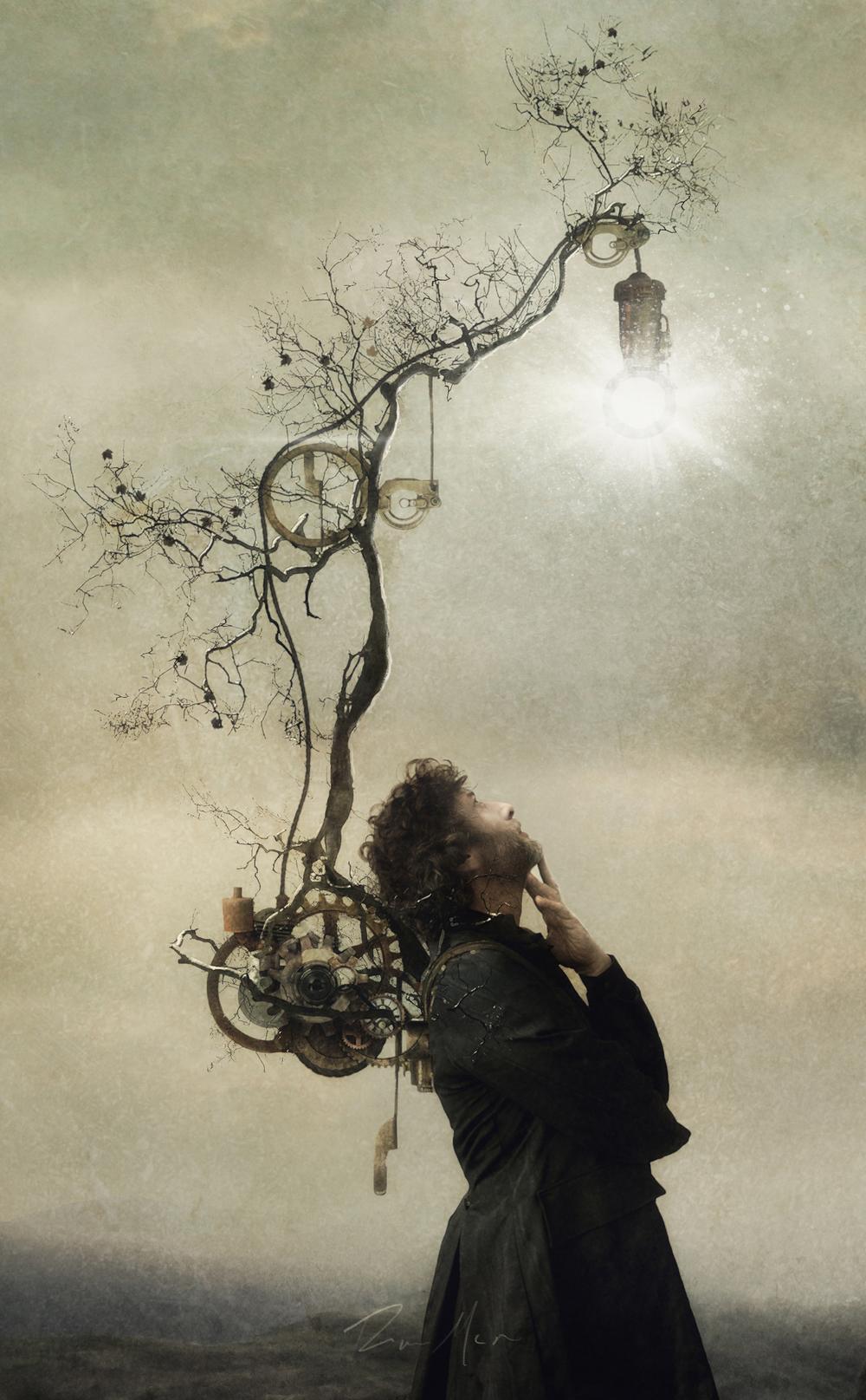 Neil Gaiman - Illumine