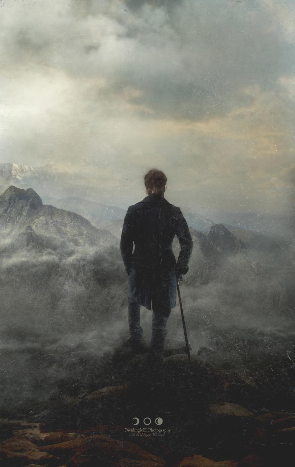 "Caspar Friedrich's ""Wanderer above the Sea of Fog"""