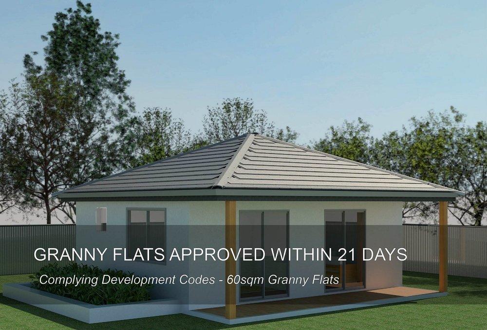 Granny Flat Design Sydney