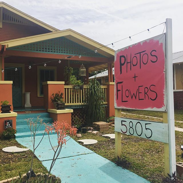 New sign!! Yes we're still VHS, but we thought this would make a bigger impact as you cruise along Florida Ave 😎 PHOTOS & FLOWERS! That's what VHS does! 🙌🏻