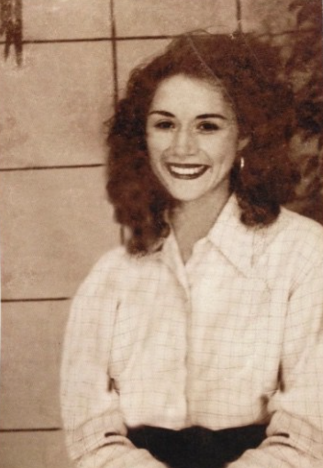 Grandma Thelma.