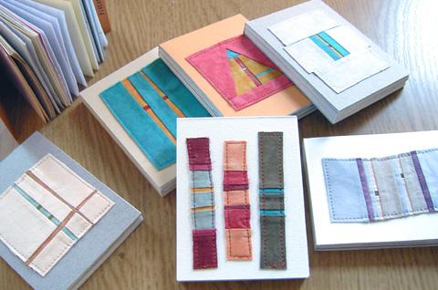 """Mini Journals, 3"""" x 4"""", 2006"""