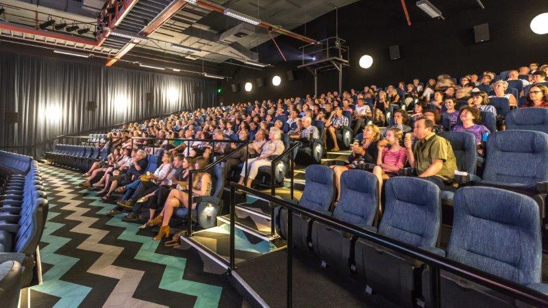 - cinemas & Events